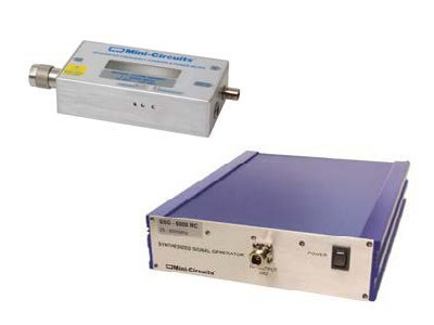 RF Signal Generation/Measurement/Control