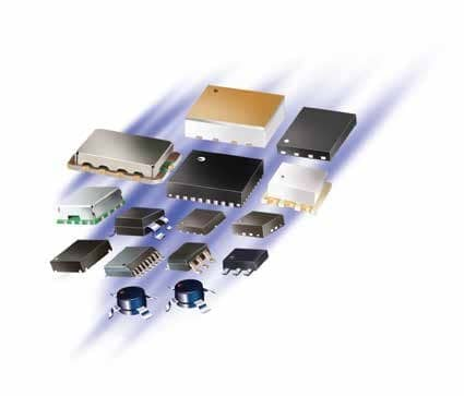 MMIC Products up to 50 GHz