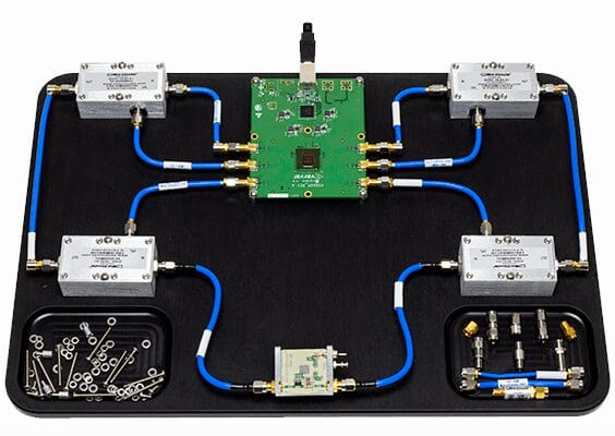 UVNA-63 | DIY Vector Network Analyzer Kit
