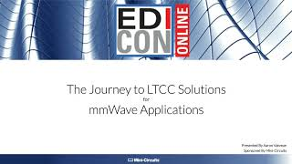 Mini-Circuits | MCDI - The Journey to LTCC Solutions for mmWave Applications